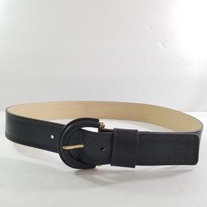 Banana republic size S italian leather belt